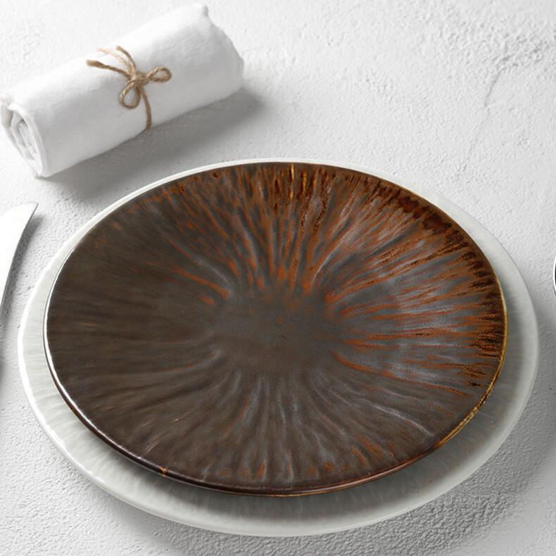 Tutu at home ceramic dinner plates
