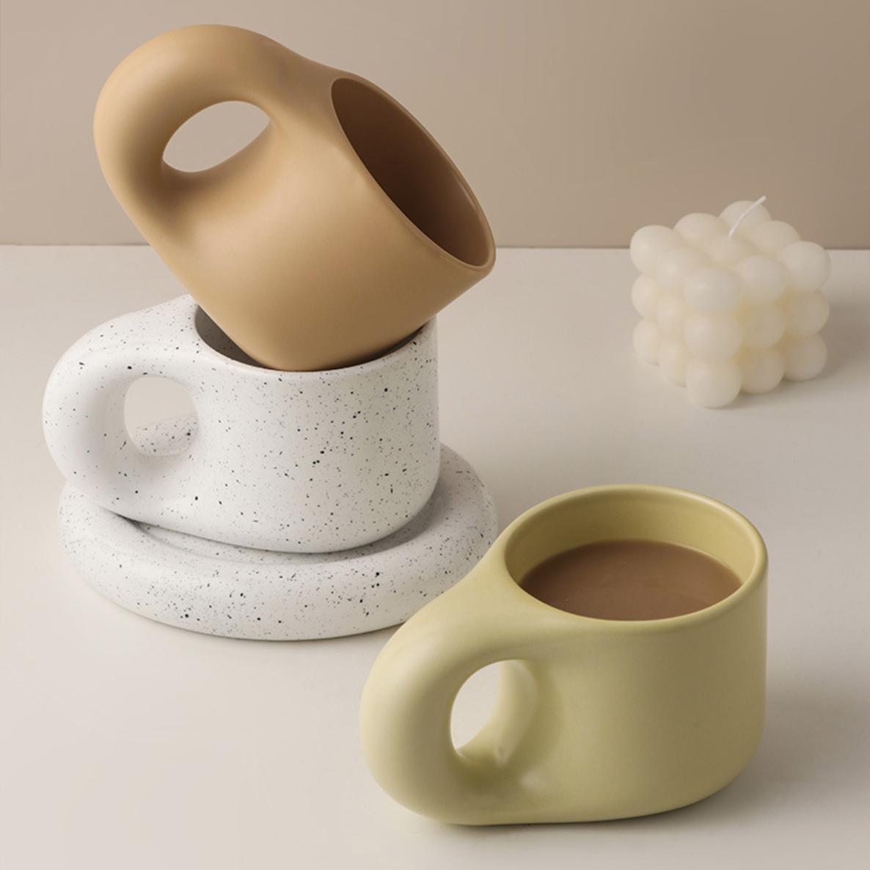 Tutu at home mug funky cup