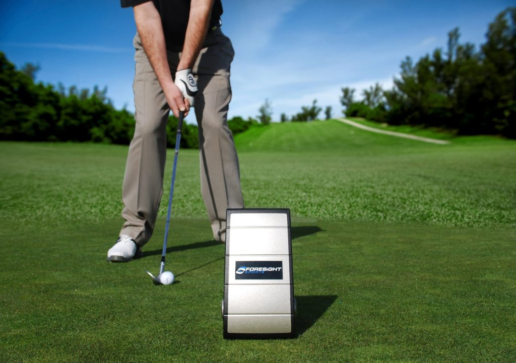foresight sports gc2 golf launch monitor