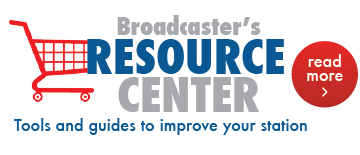 Broadcaster Resources
