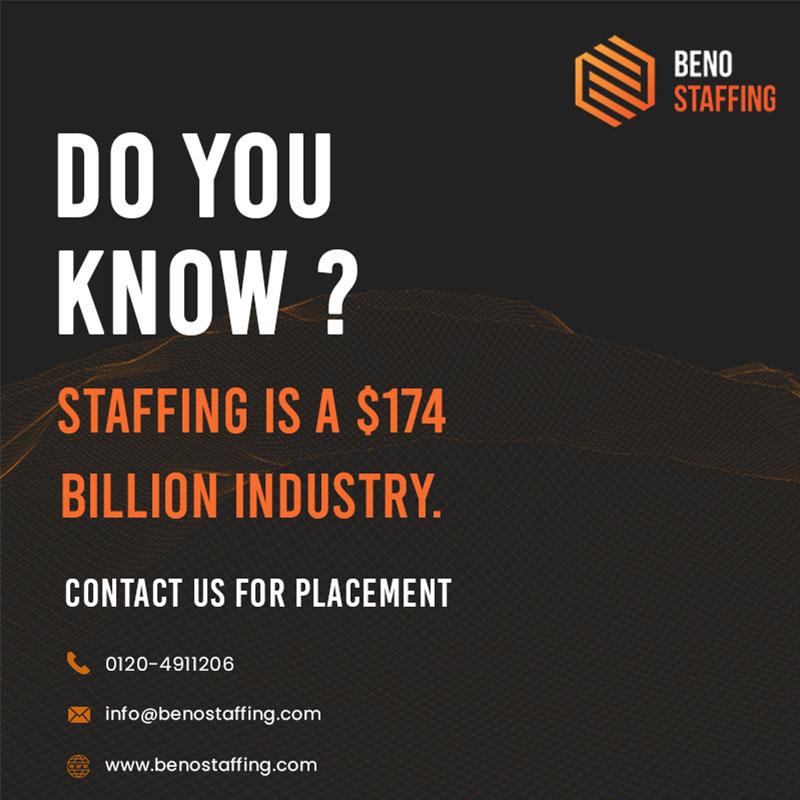 Beno Staffing Inbound Design image