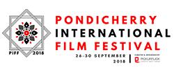 Pondicherry international film festival - logo