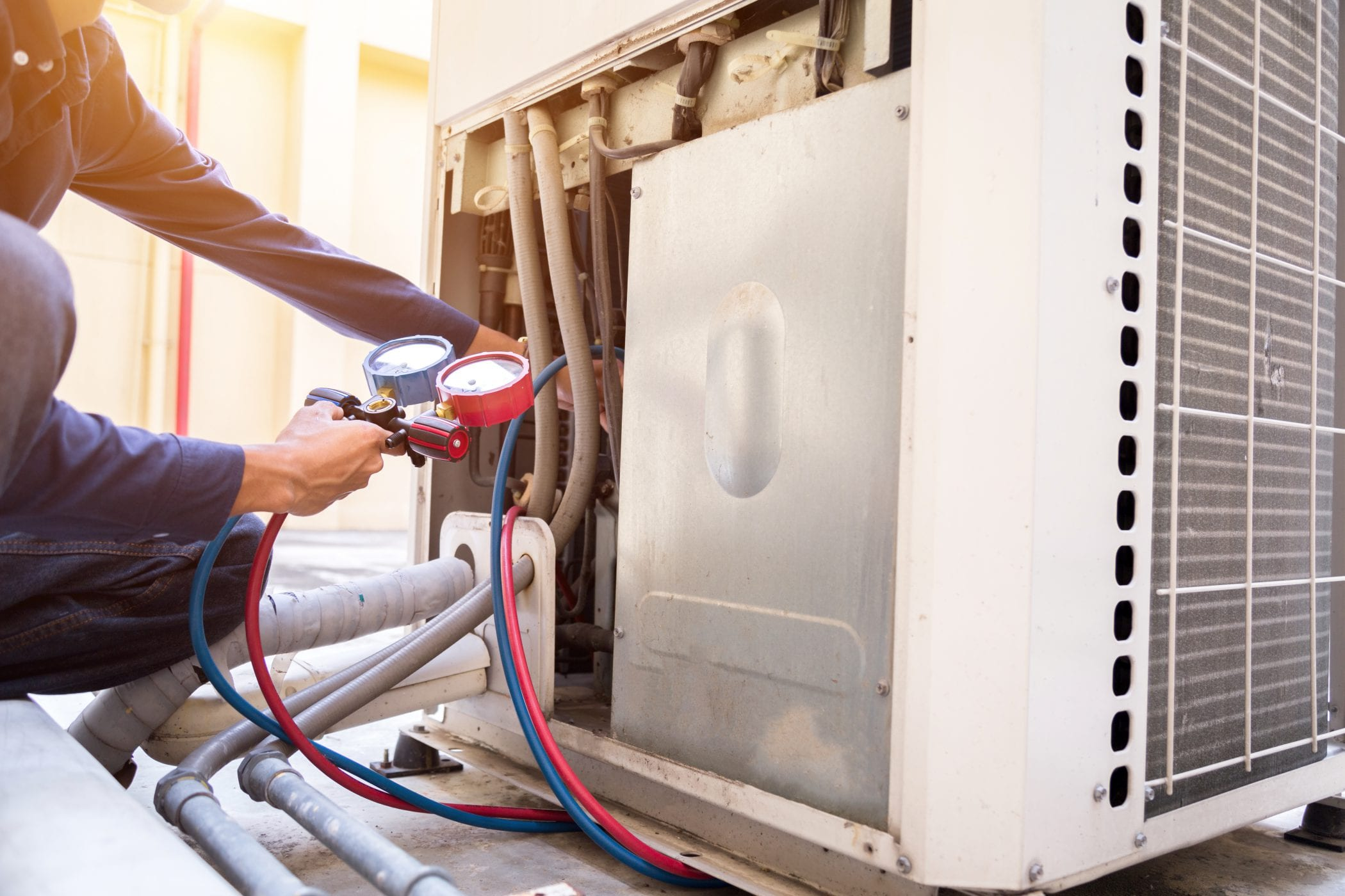 Heating, Air Conditioning, and Refrigeration Mechanics and Installers
