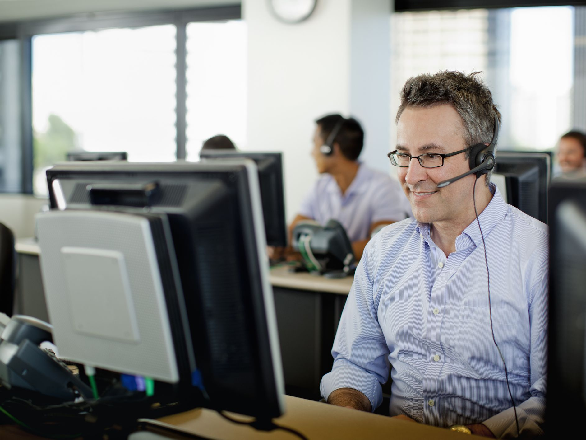 Computer User Support Specialists