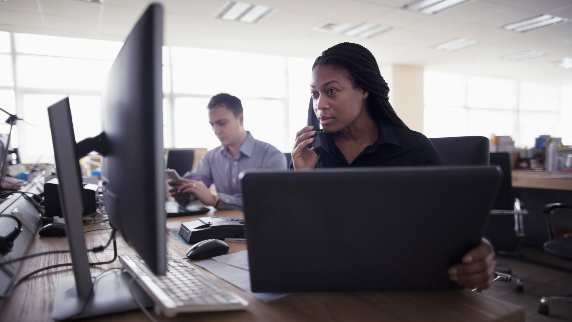 Computer Network Support Specialists