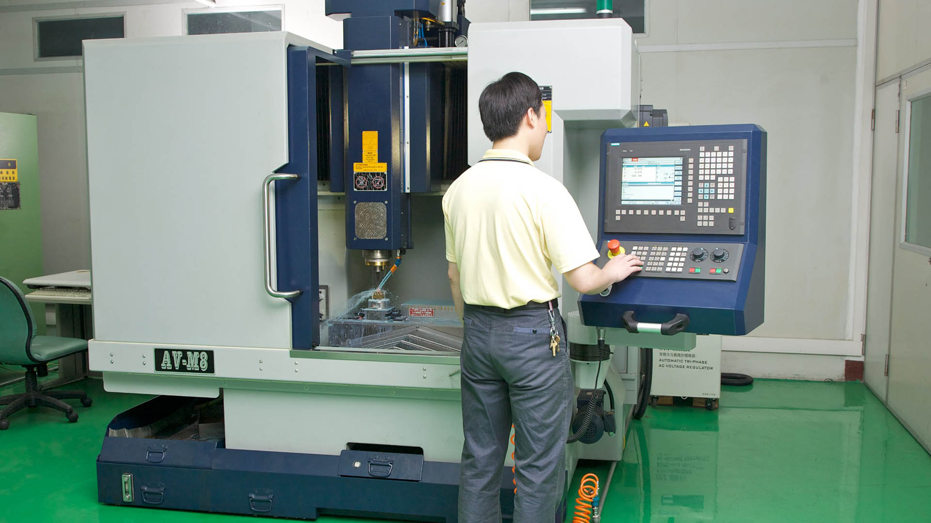 Computer Numerically Controlled (CNC) Machine Tool Programmers