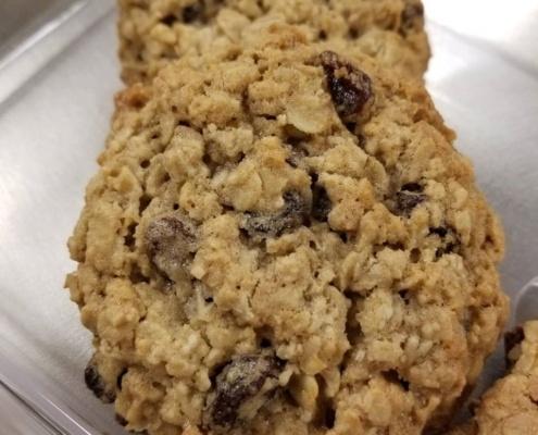 Oatmeal cookie gifts MA and RI