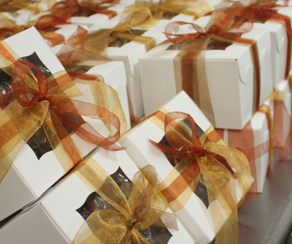 corporate cookie gift boxes MA and RI