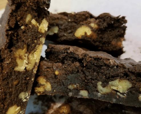 Gluten-free brownies MA and RI