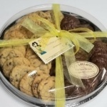individually wrapped cookie baskets MA and RI