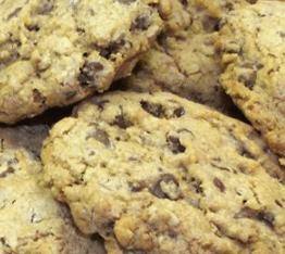 oatmeal cookies MA and RI