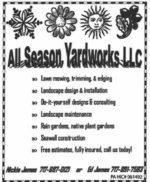All Season Yardworks LLC