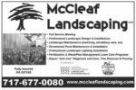 McCleaf Landscaping