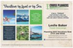 Cruise Planners – Leslie Baker, Travel Concierge