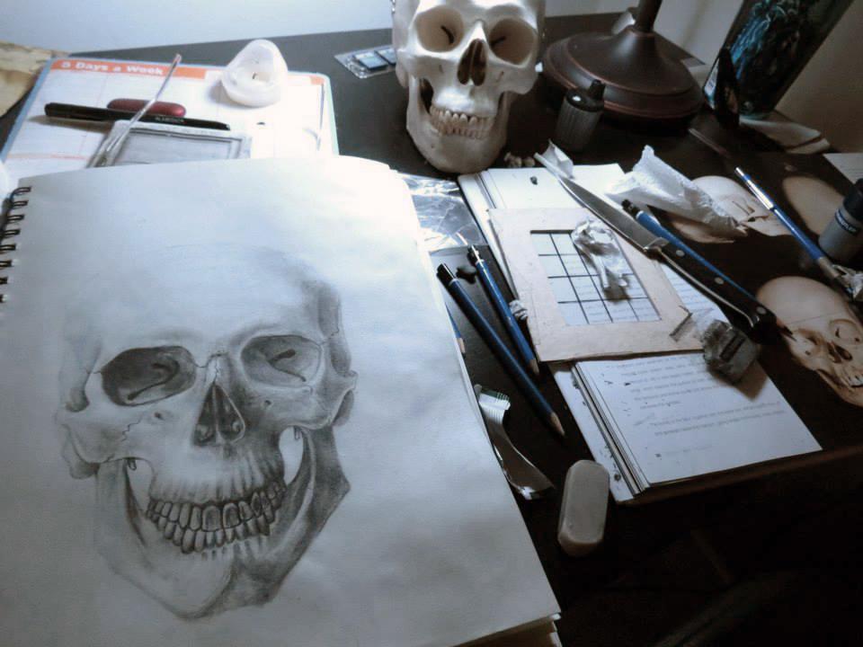 ProcessSkull