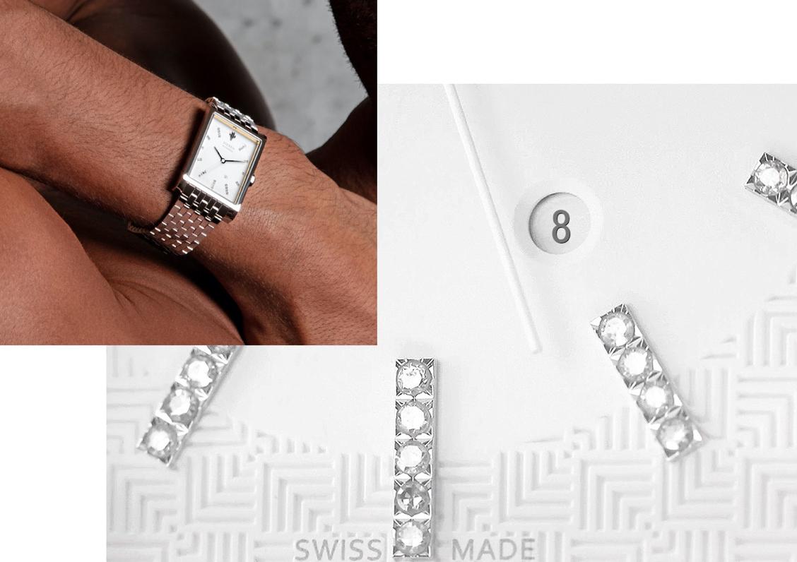 Vieren-Matte-White-Diamond-Detail