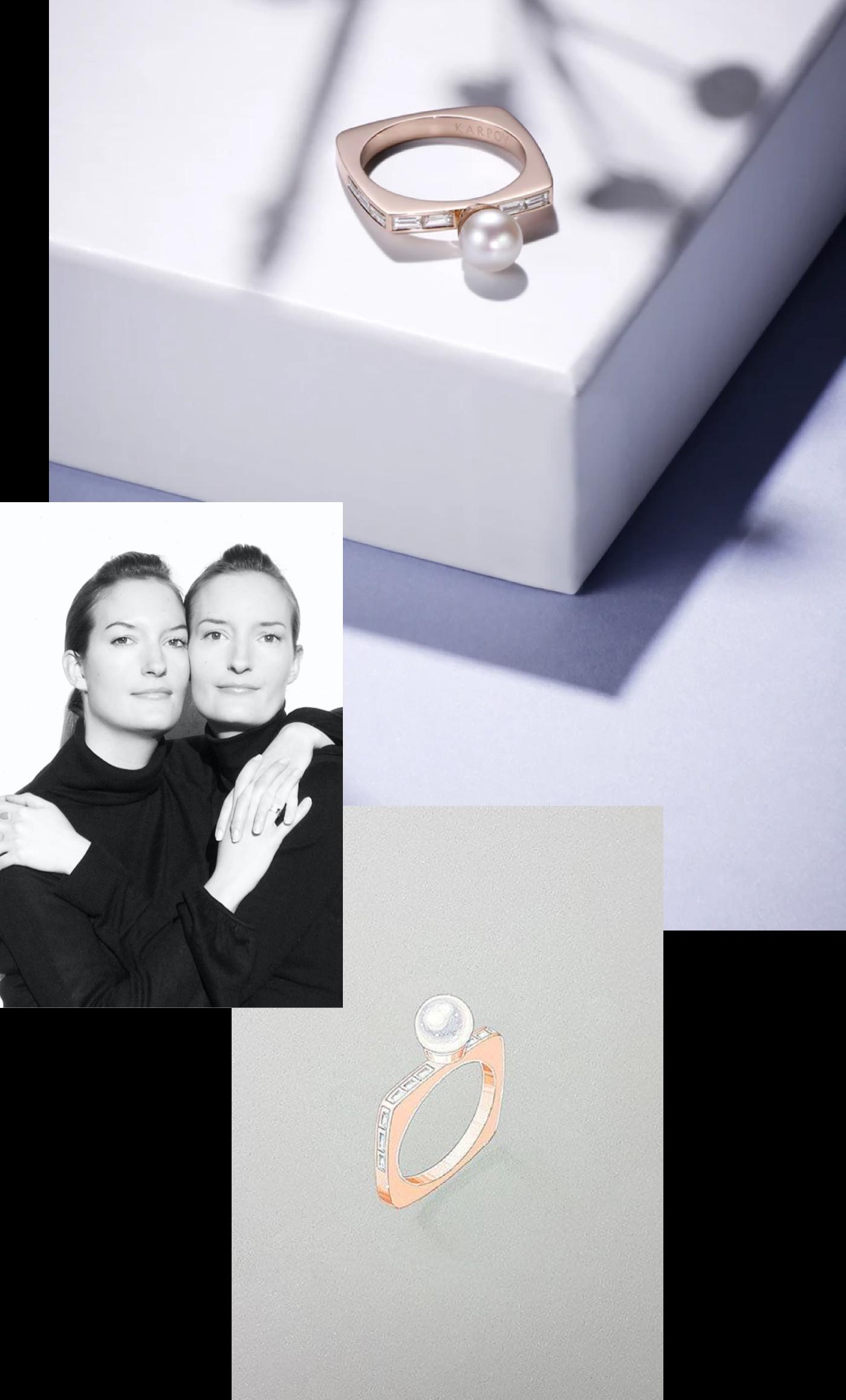Women in Jewelry: Karpov Paris