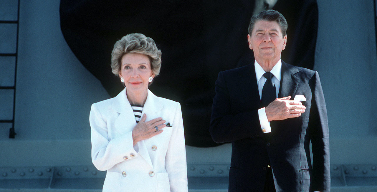 Nancy-and-Ronald-Reagen