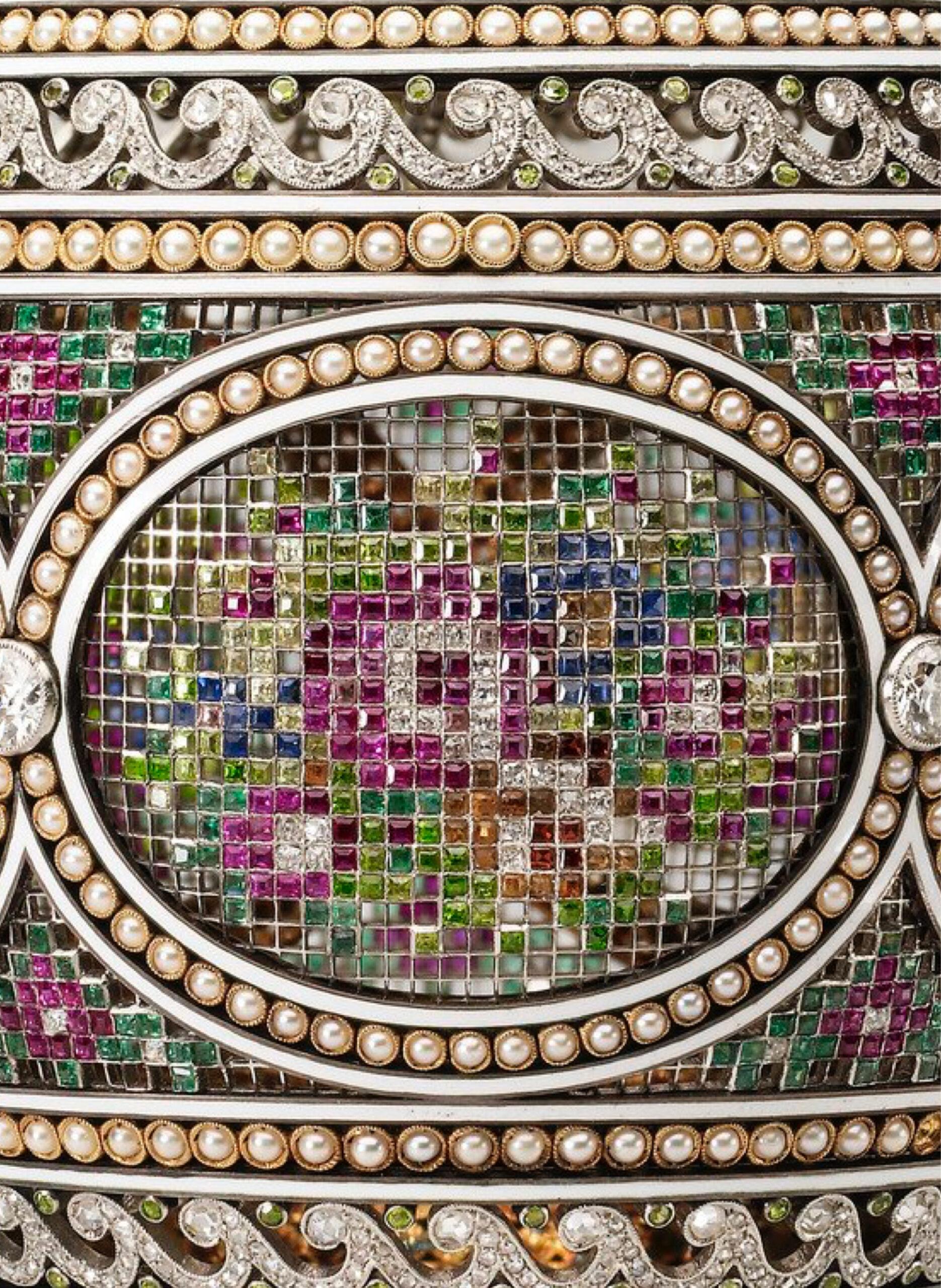 Faberge Mosaic Egg Featured Image