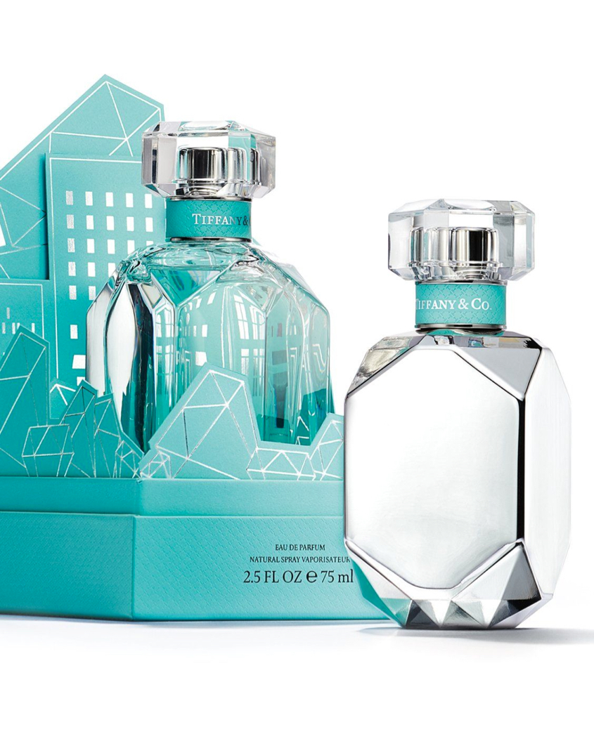 Tiffany's Fragrance where Ruba Abu-Nimah is Tiffany's new Creative Director could expand to a complete line of cosmetics