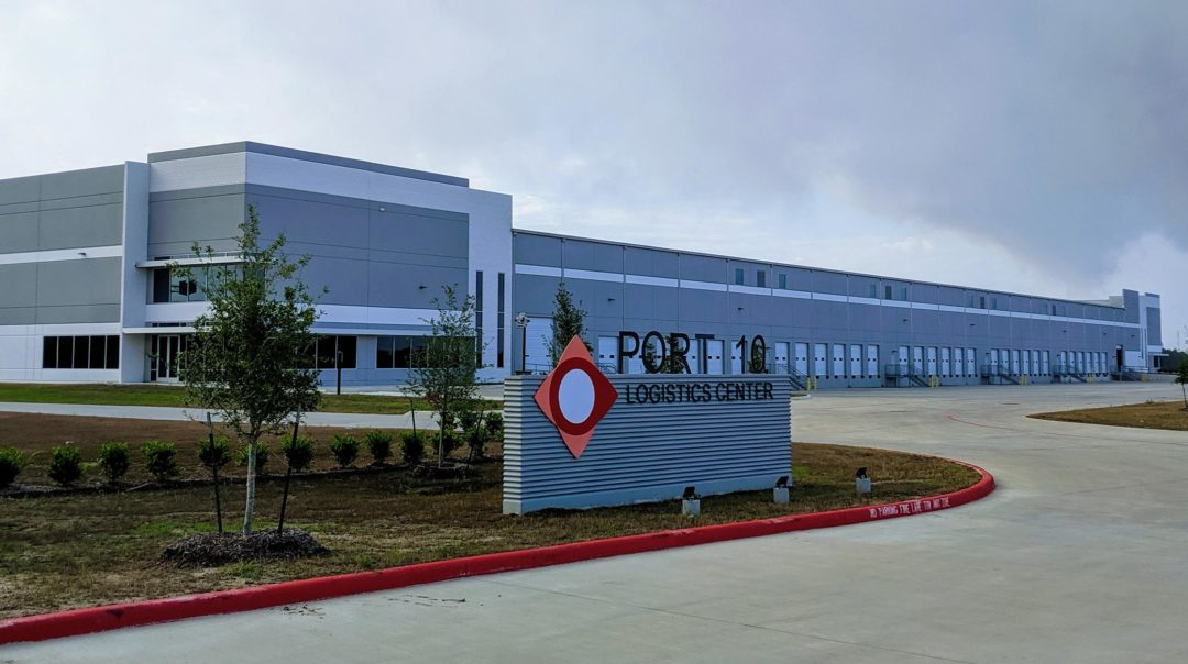 Port 10 Logistics Center