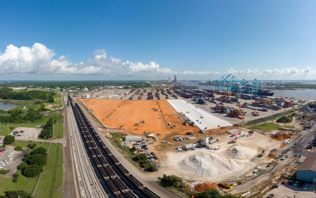Port of Mobile – APM Terminal CY3S