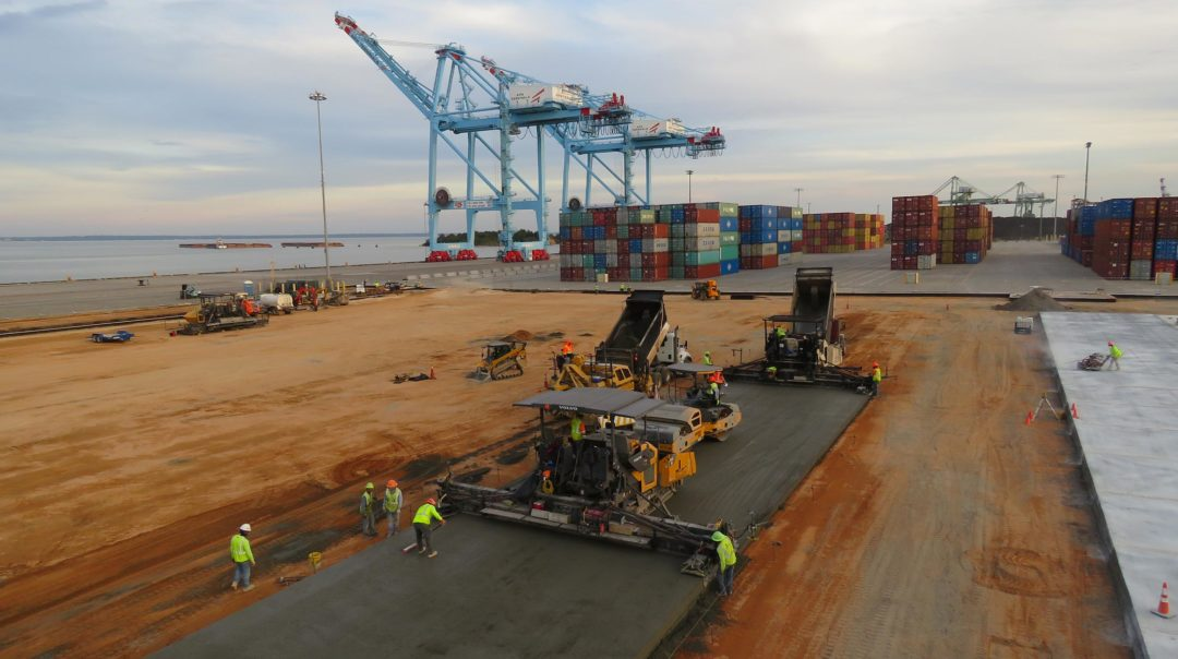 Port of Mobile – APM Terminal Rehab CY 2N