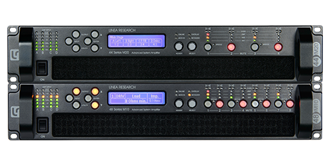 Linea Research M Series Amplifiers