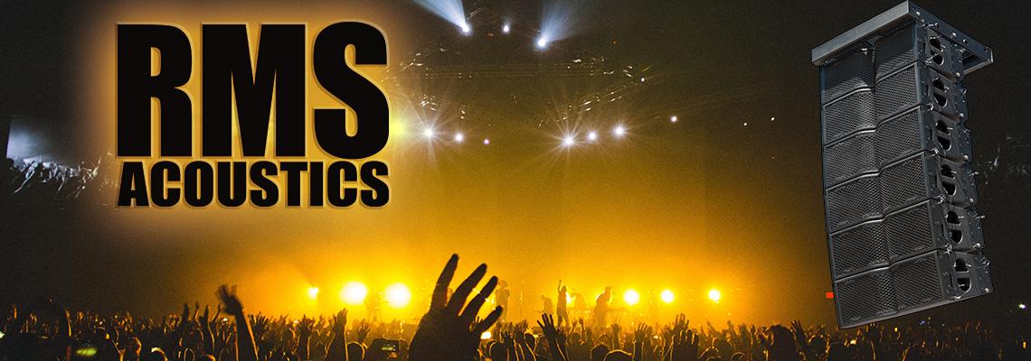 RMSAcoustics Loudspeakers
