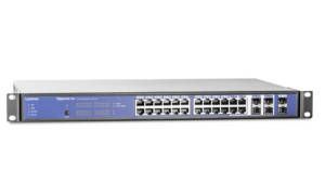 Luminex GigaCore 26i network switch for AVB, Dante, AES67