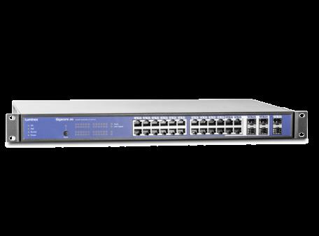 Luminex GigaCore 26i Network Switch