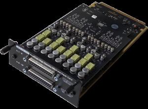 ToolBox 16 Mic/Line Input on 2x DB25 Card