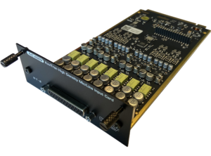 ToolBox 8 Mic/Line Input on DB25 Card
