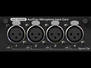 ToolBox 4 Mic/Line Input XLR Card