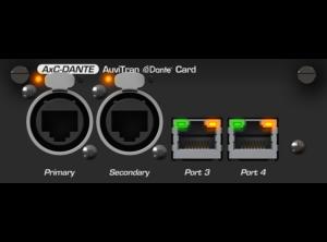 Audio ToolBox Dante™ Card