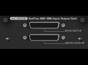 ToolBox AES3 16 I/O Card