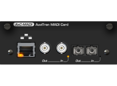 ToolBox AxC-MADI Card wOptical