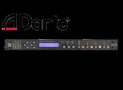 ASC48 4×8 DSP Processor with Dante