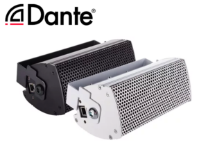 SPK 3 PoE+ Dante Loudspeaker