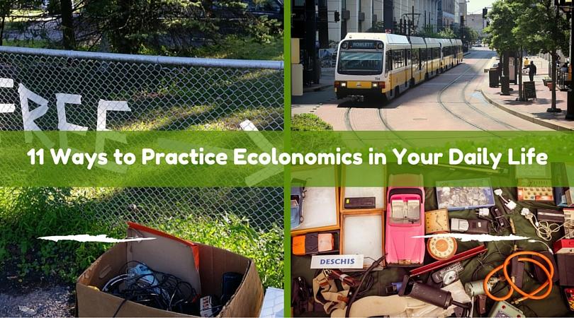 ecolonomics