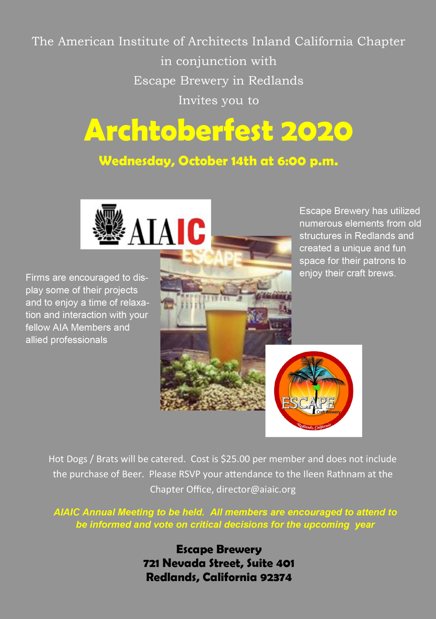 Archtoberfest