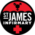 St James Infirmary logo