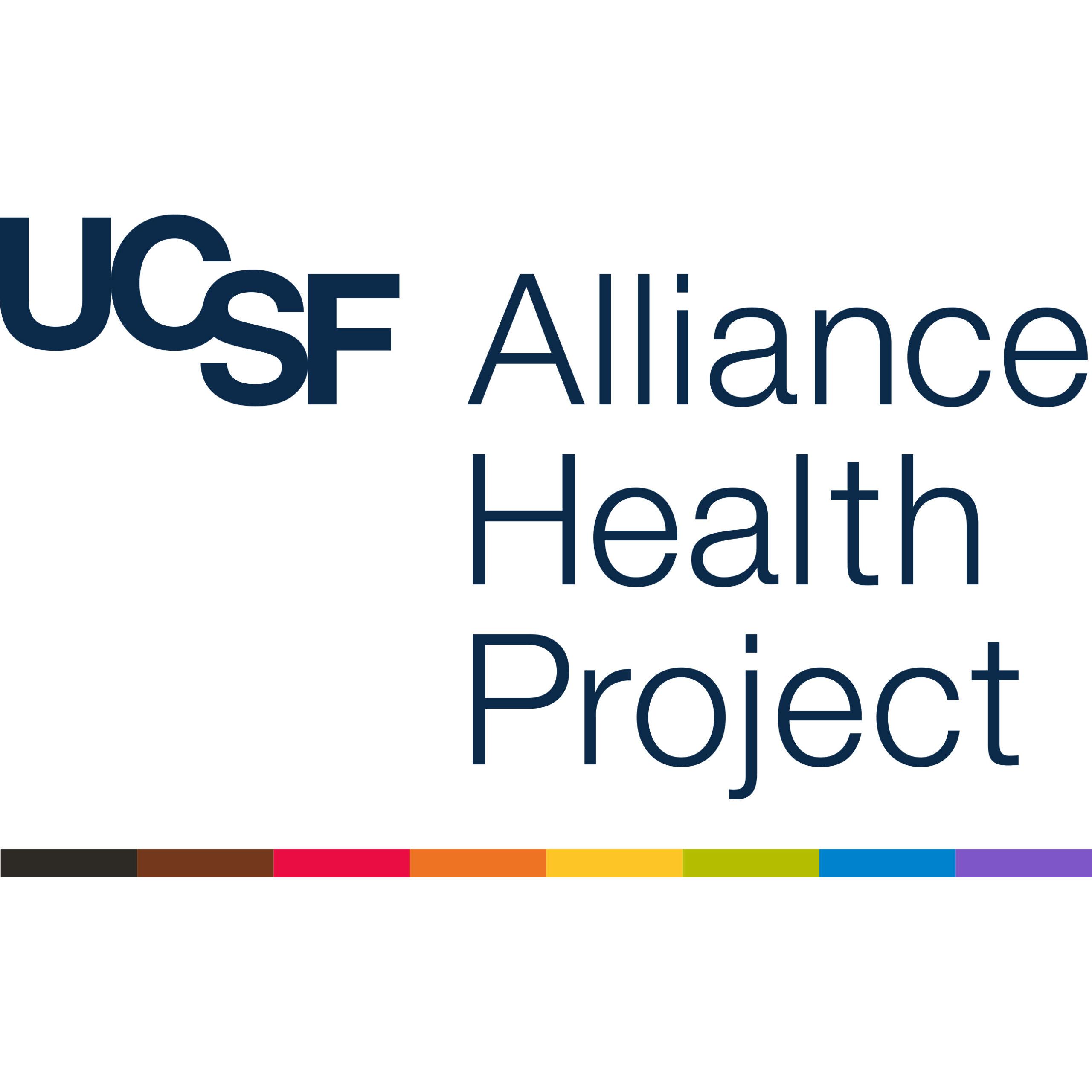 UCSF Alliance Health Project logo