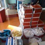 St James Infirmary syringe exchange supplies