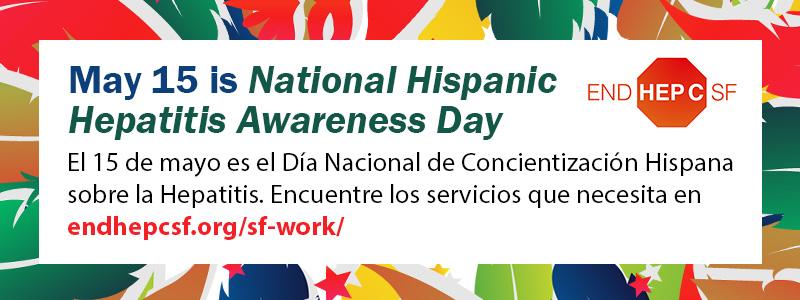 National Hispanic Hepatitis Awareness Day