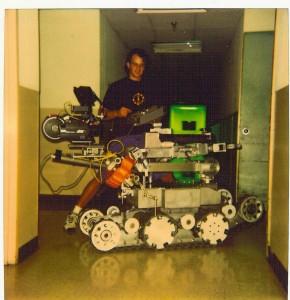 Bomb Robot cam Evan