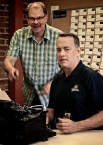 Tom and I Hanks