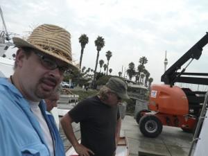 Evan Nesbitt and Jim Rygel VFX Super./ 2nd Unit Director