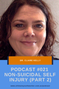 Podcast 021 Dr. Claire Kelly