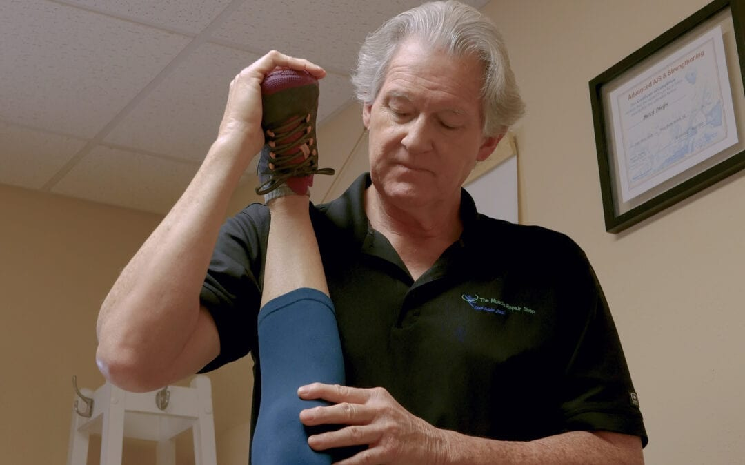 In the NEWS: Muscle Therapist Butch Phelps, Gaining International Attention